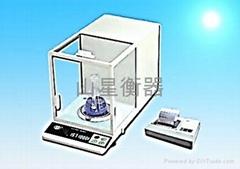 深圳山星SC型电子比重分析天平
