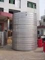 装配式不锈钢保温水箱