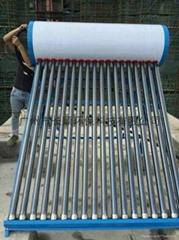 供应真空管式太阳能热水器