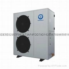 空氣能熱泵煙草烘乾設備