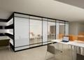 Office furniture modern panel furniture4