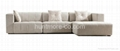 SOPHYER FABRIC SOFA