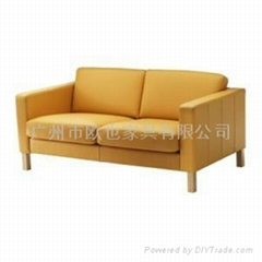 PEDITE FABRIC SOFA