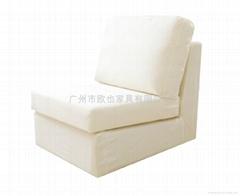 單人沙發無扶手1