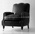 Abbott艾布特單人椅/休閑