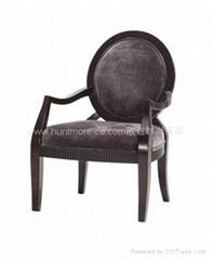 Abner艾布纳单人椅/休闲椅/单人沙发
