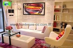 客廳系列3(三人沙發+單椅+茶几)