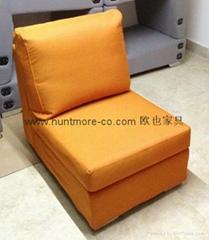 單人沙發無扶手3