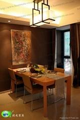 餐桌系列2(餐桌+餐椅)