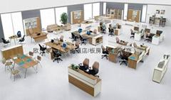 办公家具2(板式家具)