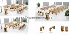 办公家具4(板式家具)