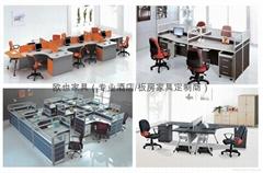 办公家具5(板式家具)