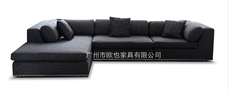 S15001时尚布艺沙发 5