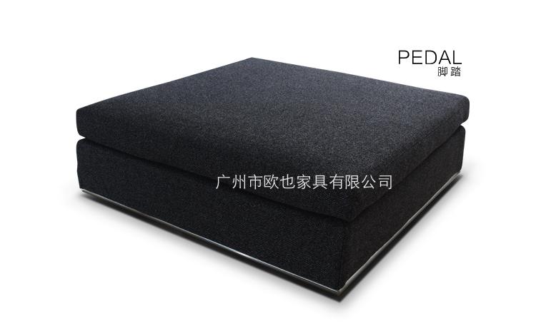 S15001时尚布艺沙发 9