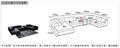 S15001时尚布艺沙发 17