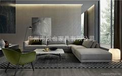 S15002時尚布藝沙發