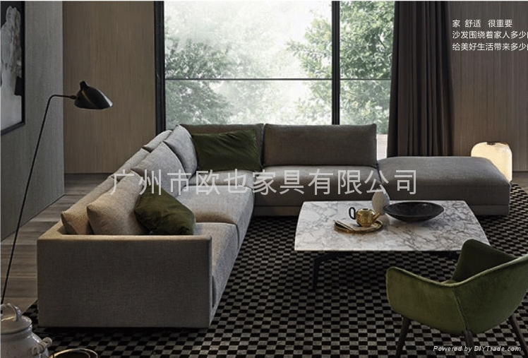 OY-S15002 FABRIC SOFA 3