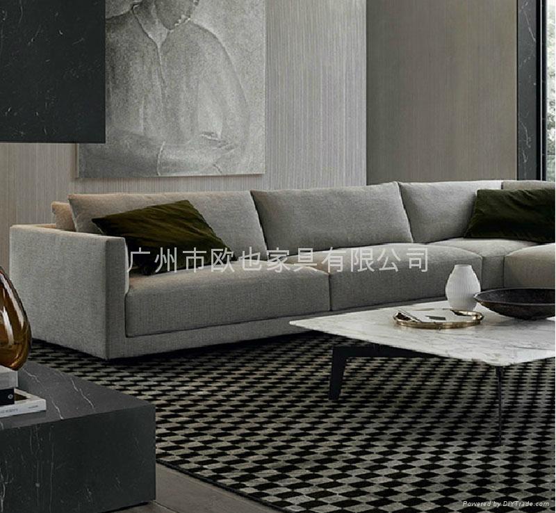 S15002時尚布藝沙發 4