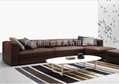 OY-S15004 Leather SOFA