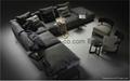 OY-S8685 fabric SOFA