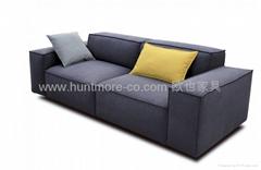 S15007時尚布藝沙發