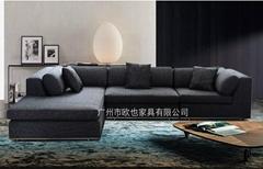 S15001-1时尚布艺沙发
