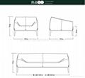 S15003时尚布艺沙发 18