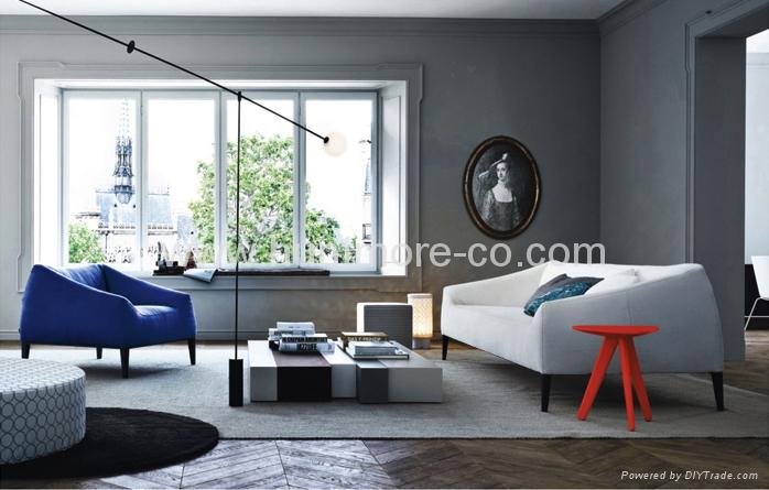 S15003时尚布艺沙发 2