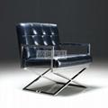 OY-1008時尚不鏽鋼單椅