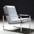 OY-1013時尚不鏽鋼單椅