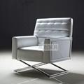 OY-1015時尚不鏽鋼單椅