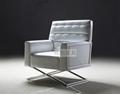 OY-1015時尚不鏽鋼單椅 3