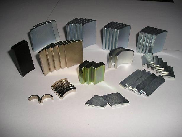 釹鐵硼異型磁鐵 1