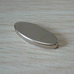 橢圓型磁鐵 1