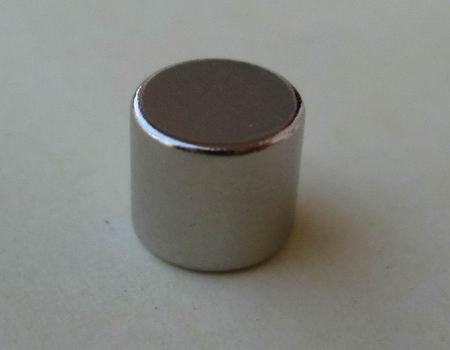 稀土永磁廠家生產強磁圓片D10*6 1