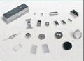 寧波磁鐵廠家生產的電機釹鐵硼磁