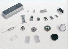 寧波磁鐵廠家生產的電機釹鐵硼磁鐵