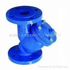 冠龍閥門/GL41H-16Y型過濾器/上海冠龍閥門/蘇州冠龍閥