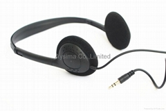 Disposable Low Cost Airline Headsets Headphones