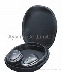 Zip EVA Carrying Case headphone soft pouches