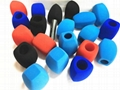 Microphone foam windscreen sponge windshields mic flags 4