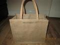 Large plain jute bags