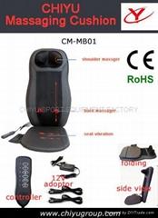 12V electrical Massaging Mattress with heat