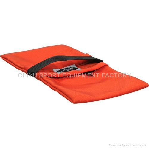 film vedio camera firm saddle sand bag 10kgs with double zipper double wings 3