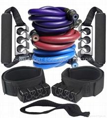 CY-FR03 健身拉力带 可调节专利拉扣 带手环脚套 全身锻炼