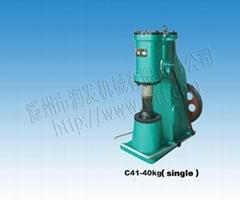 空气锤C41-40KG连体 滕州润发机械