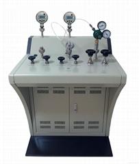 電動氣體減壓器檢定裝置