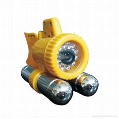 高清水下攝像頭防水攝像頭帶24顆白光燈