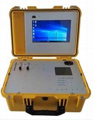 便攜式天然氣熱值組分檢測分析儀
