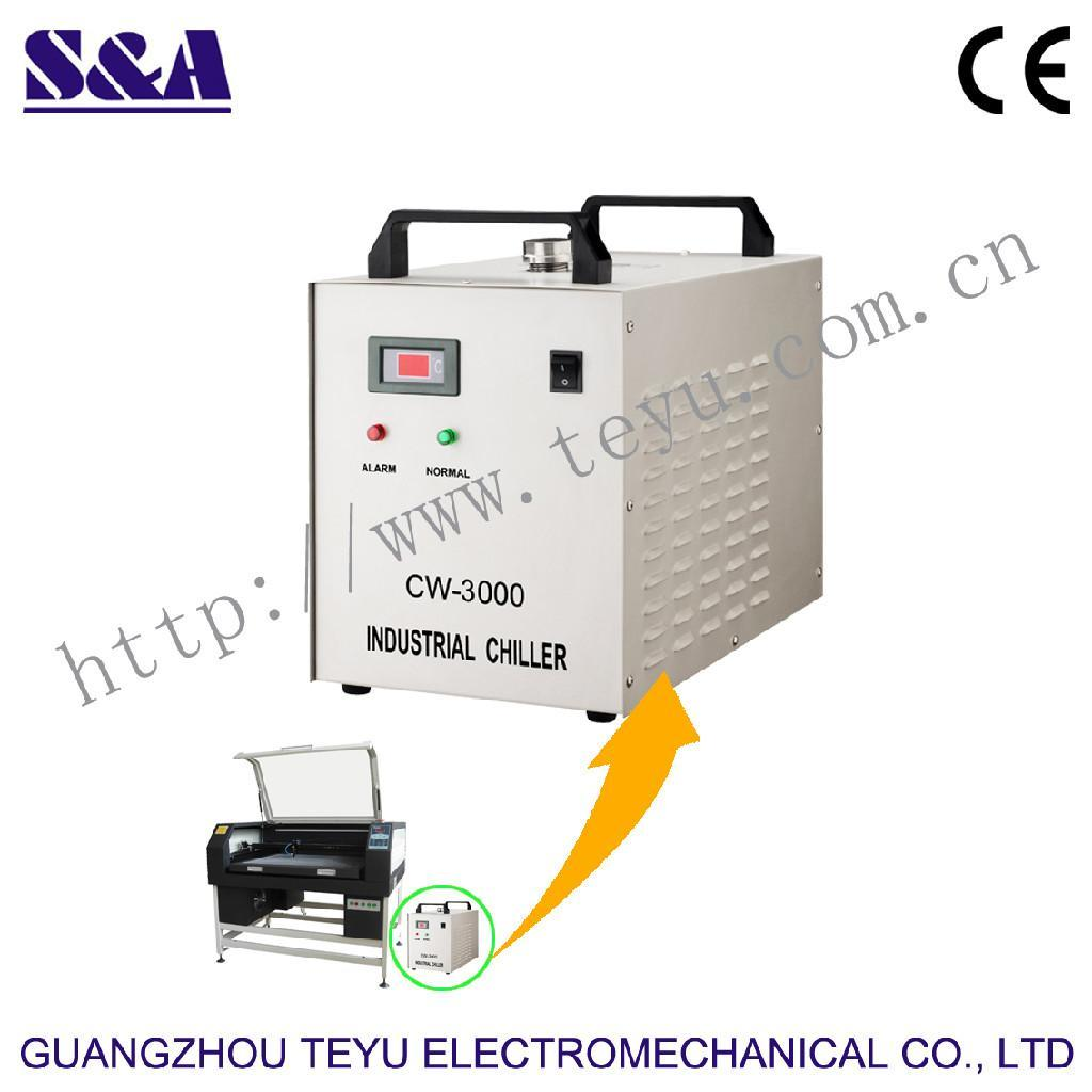 laser  water chiller(High efficient cooling with CE certification) 1
